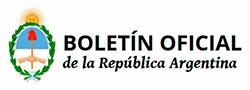 Boletín oficial de la nación